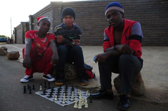 Joueurs d'échec