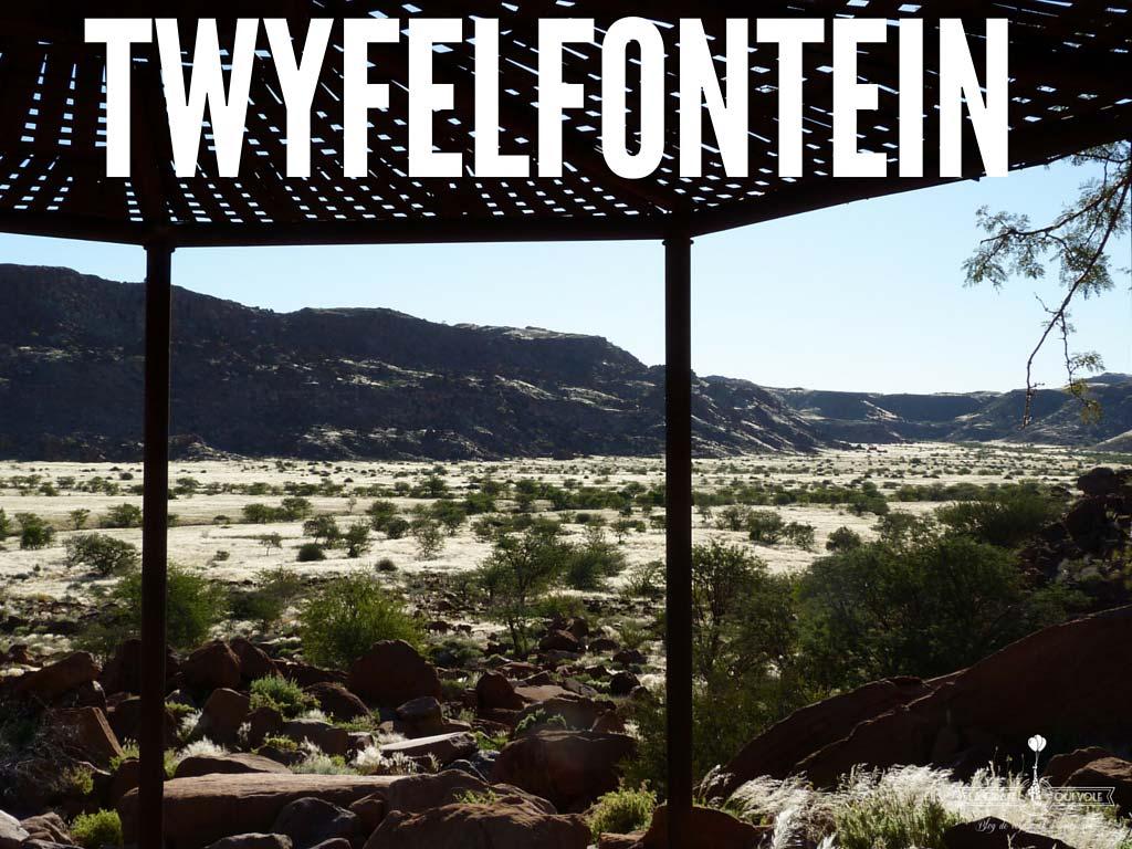 Bienvenue à Twyfelfontein