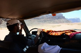 Pilote du désert