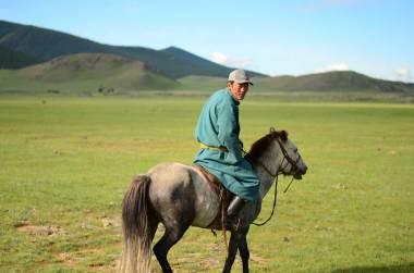 A cheval avec Bor