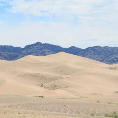 Dunes du Gobi