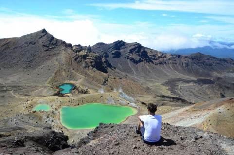 Quelle vue inoubliable en Nouvelle Zélande