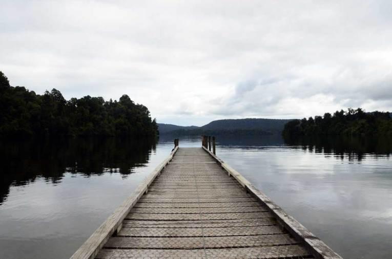Promontoir de lac