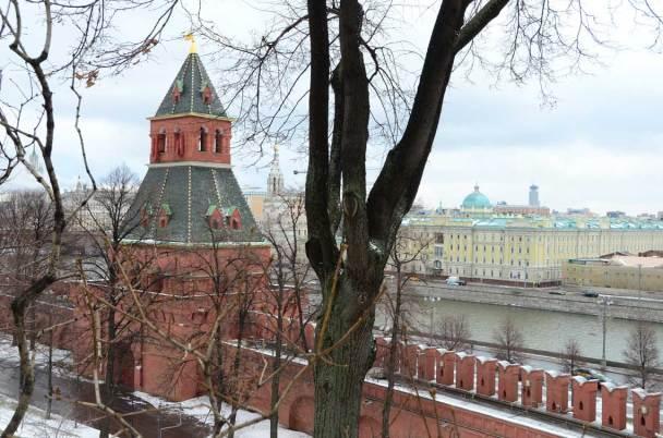 Murailles du Kremlin