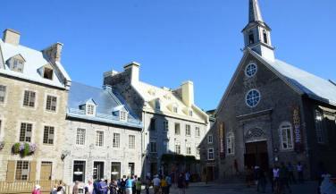 Vieille ville de Québec