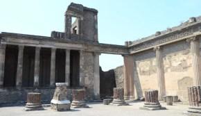 Forum, Pompéi, Italie