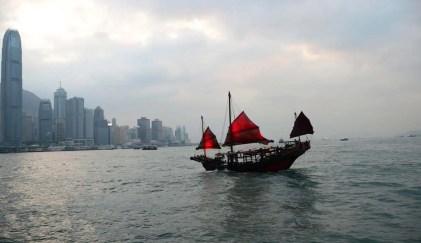 Jonque Aqua Luna, Hong Kong