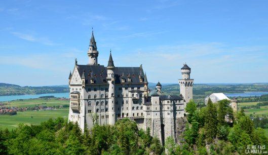Chateau de Neuschwanstein