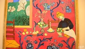Matisse La Desserte rouge