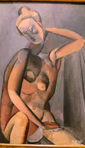 Picasso Nu de femme