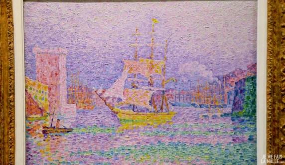 Signac Port de Marseille
