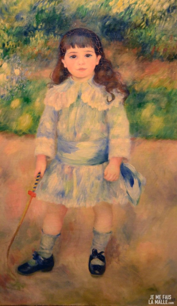 Renoir Garçon au fouet