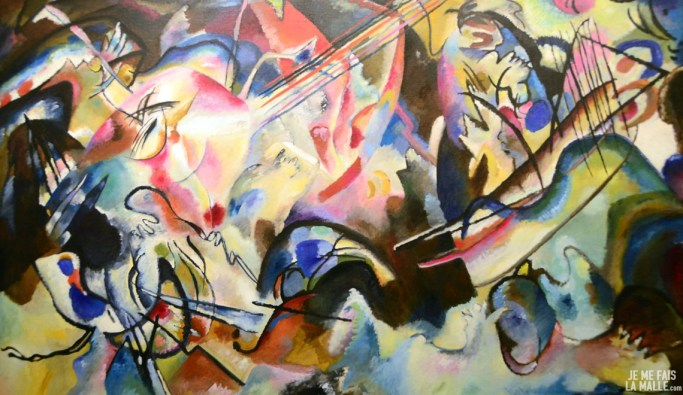 Kandinsky Composition VI