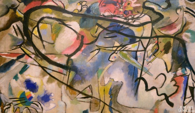 Kandinsky, Composition V