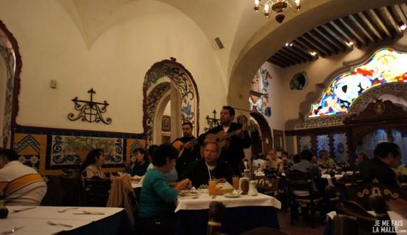 Cafe de Tacuba et des musiciens