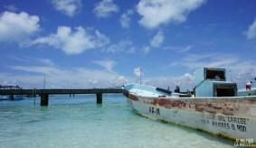 Canot à la Isla Mujeres