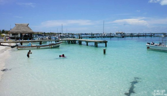 Port de la Isla Mujeres