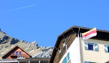 Hôtel d'altitude au Grossglockner, Autriche