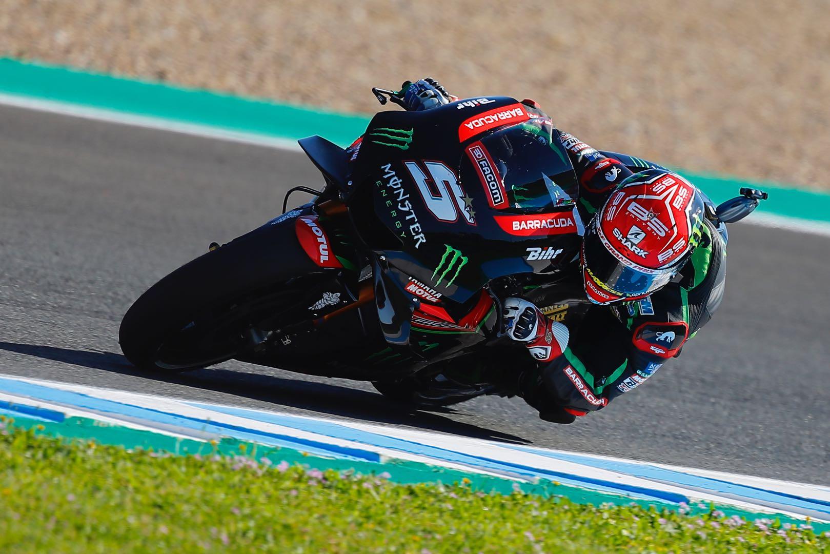 Johann Zarco Jerez 2018 motoGP