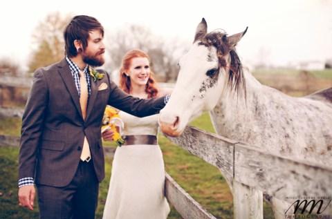Moira and Graham: A Middleburg Wedding