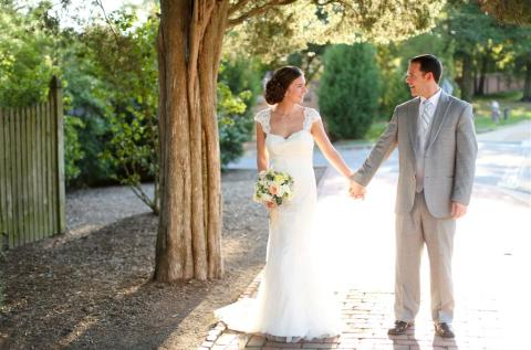 Stephanie & Kyle: A Mount Vernon Wedding