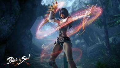Photo of Blade and Soul : Le Pugiliste Élémentaire en démonstration