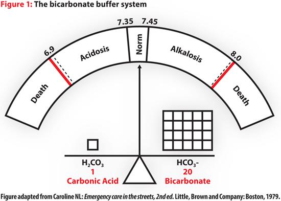 Acid-Base Balance Understanding is Critical to Treat