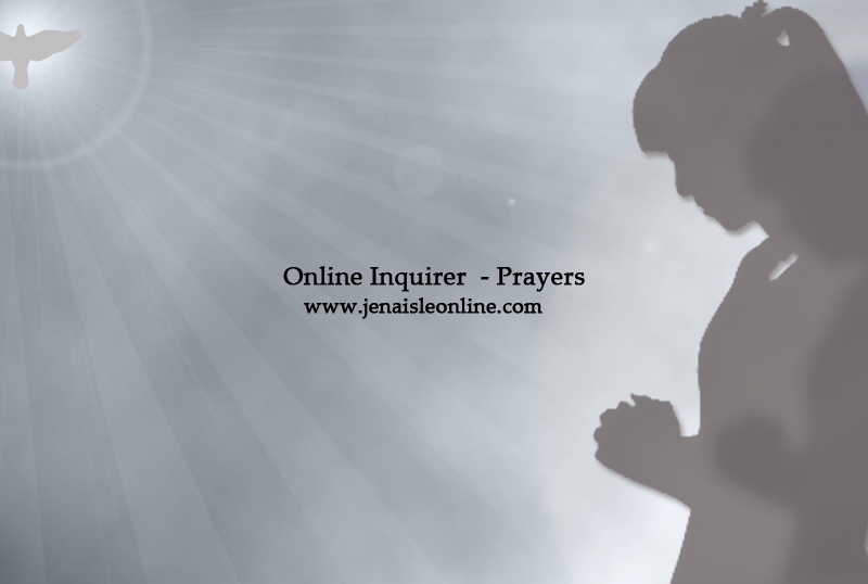Opening Prayer for Programs