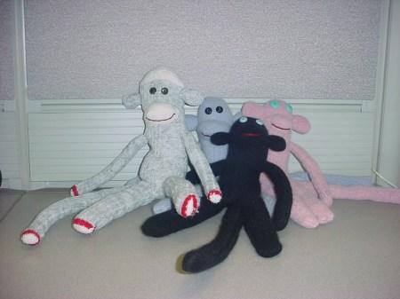 Cluster o Monkeys