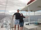 On the Four Winds II headed to Molokini