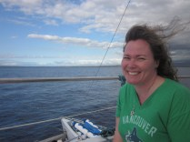 Very windy!
