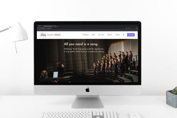 Oklahoma Youth Sing! Homepage