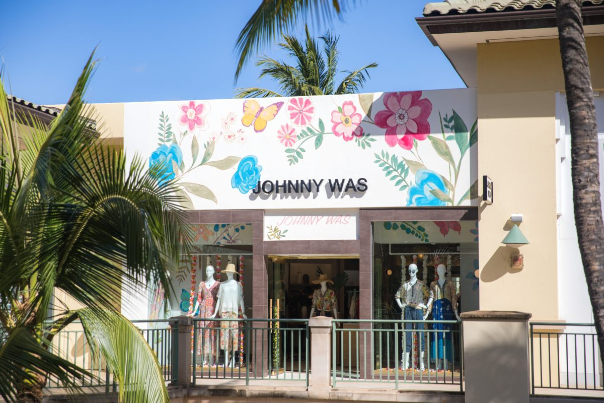 Johnny Was Grand Opening