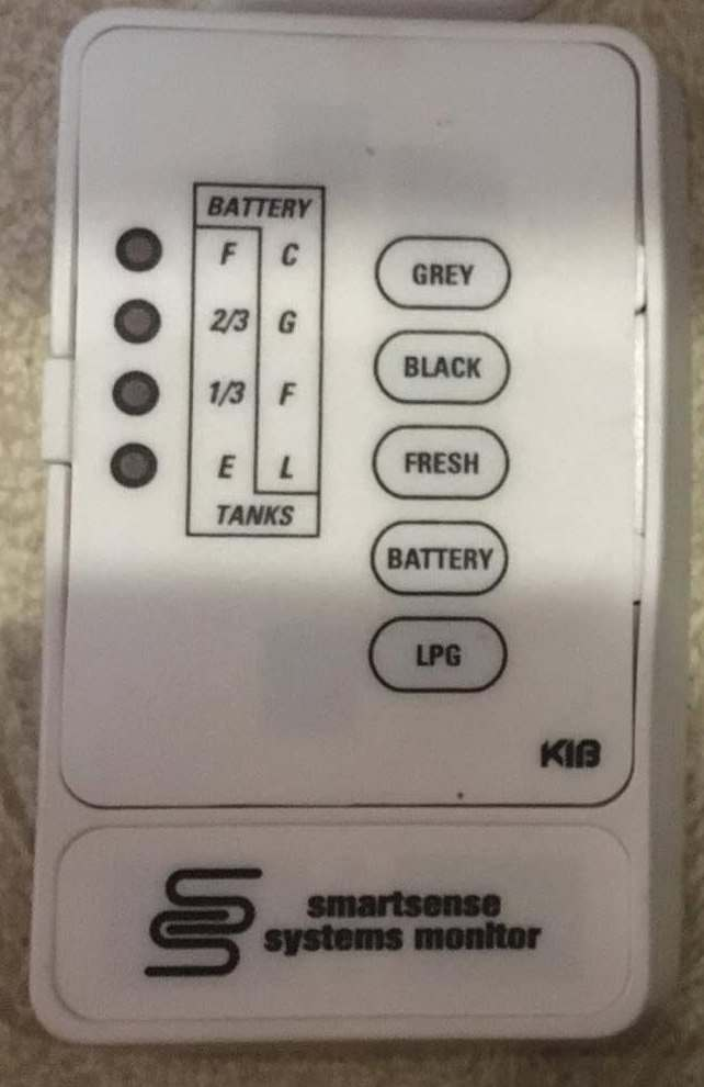 Rv Battery Meter : Battery meters an rv must have now with more