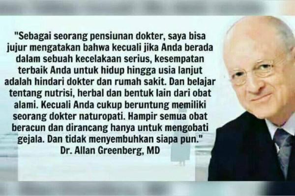 Dr. Allan Greenberg, MD