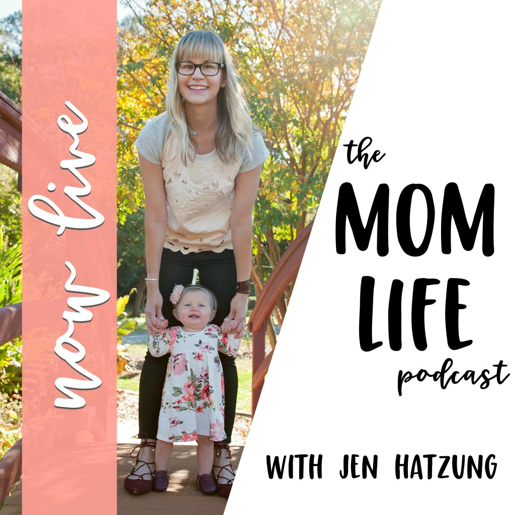 mom life podcast is live!