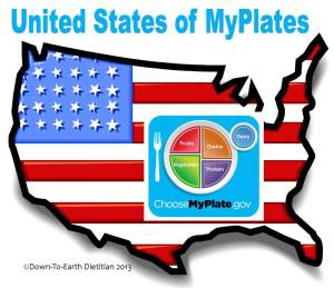 United States of MyPlates Badge Image