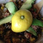 Arizona MyPlate Meal – Quinoa, Black Bean and Corn Salad