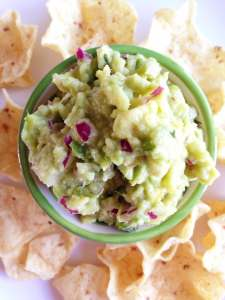 Really Good Guacamole
