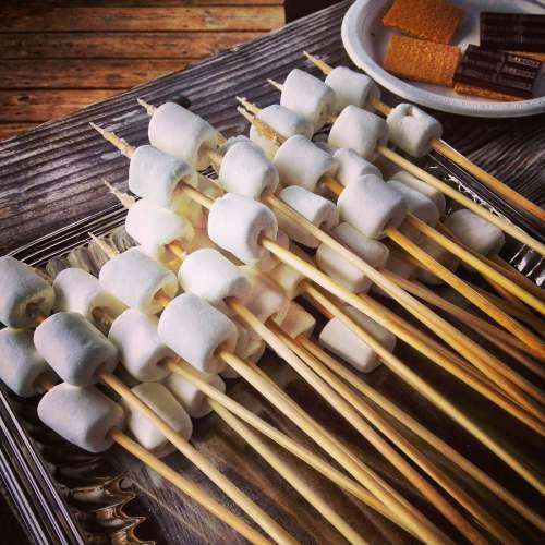 Marshmallows for Smores
