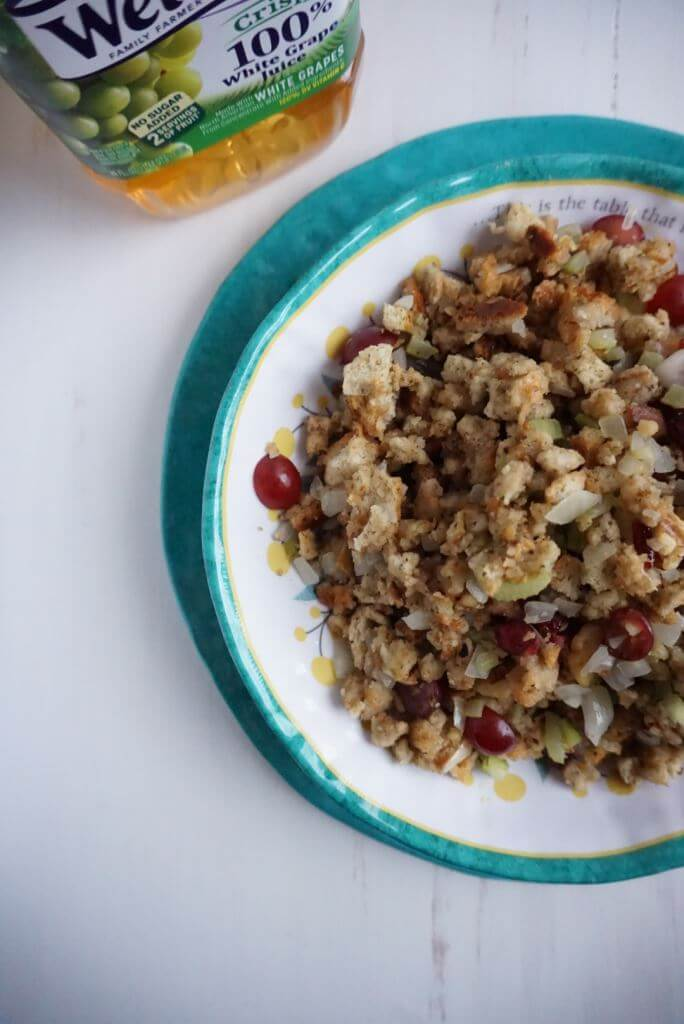 Grape and Walnut Stuffing 3 com