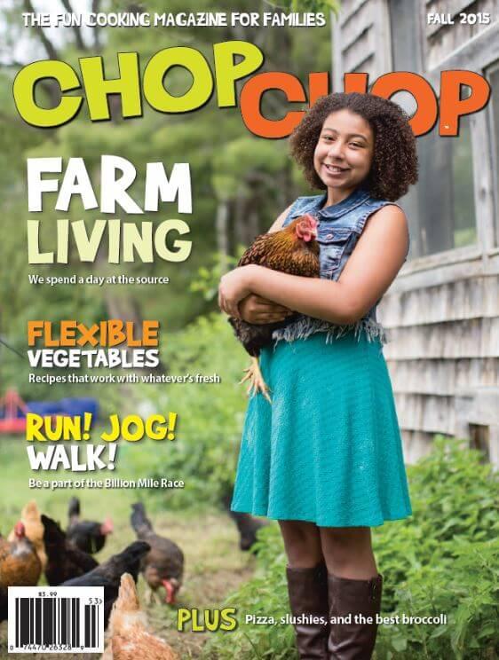 Chop Chop Magazine