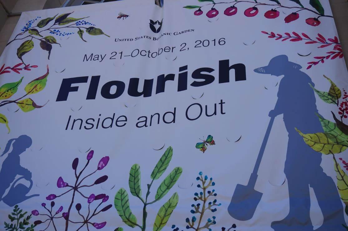 Flourish US Botanical Garden