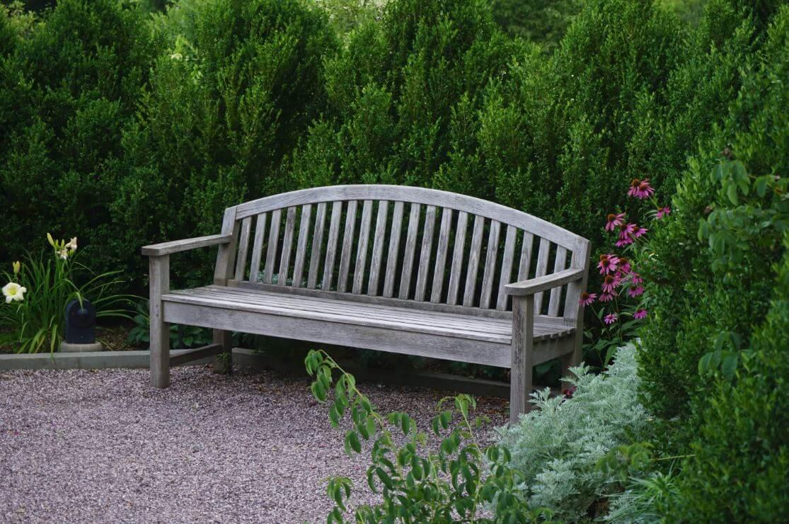 US Botanical Garden Bench