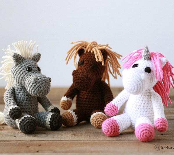 Small Animal Collection: Unicorn