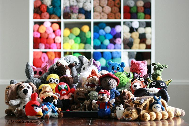 Nerdigurumi - Free Amigurumi Crochet Patterns with love for the ... | 533x800