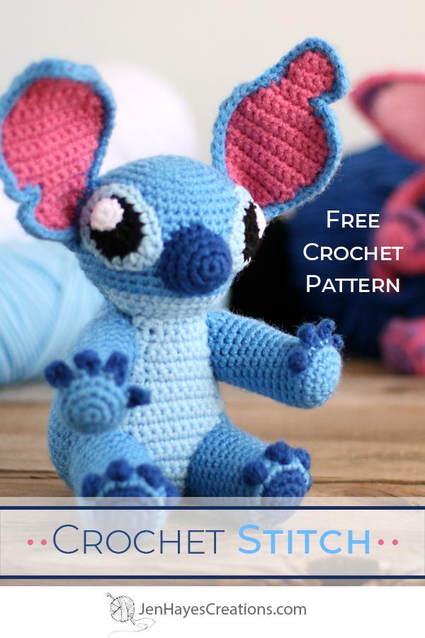 Amigurumi Little Dog Crochet Free Patterns - Crochet & Knitting | 900x600