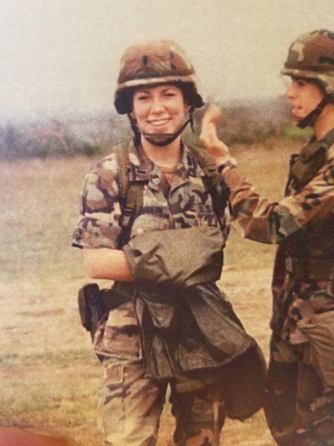 Jenifer Beaudean Army officer