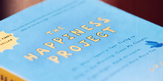 Books: The Happiness Project