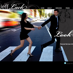 Jeff Lack ~ walk this way please